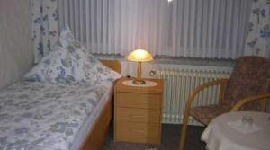 Einzelzimmer im Gaestehaus Schulz