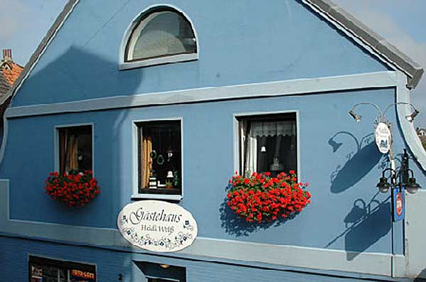 Hotel Gästehaus Weiss in Cuxhaven Zentrum