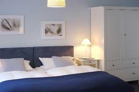 Doppelzimmer im Hotel Weiss