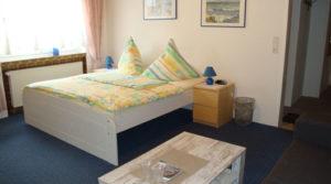 Zimmer in der Pension Haus Erika in Cuxhaven