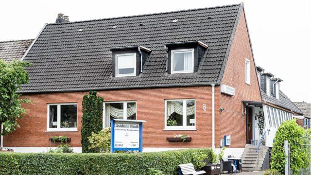 Gästehaus Blauth in Cuxhaven Duhnen