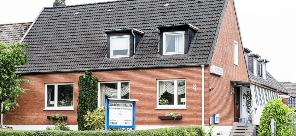 Gästehaus Blauth