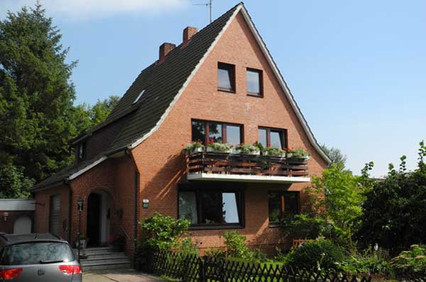 Private Pension Lauterbach in Cuxhaven