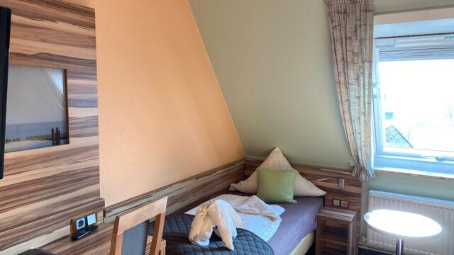 Kleines Einzelzimmer Hotel Seemeile