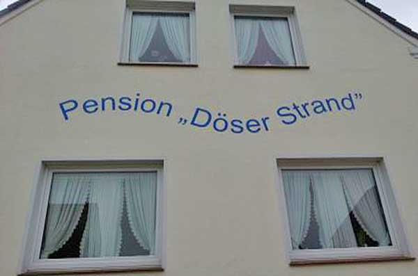 Pension Döser Strand