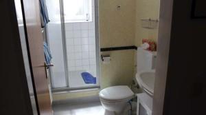 Duschbad am Zimmer