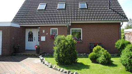 Haus der Familie Braam in Cuxhaven