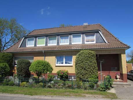 Haus Regina in Cuxhaven Stickenbüttel